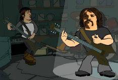 Игра Битва рок-богов