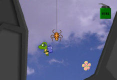 Игра Turtle Flight