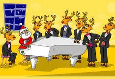 Игра Merry Christmas 2