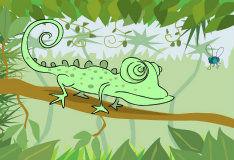 Игра Frame Lizard