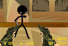 Игра Counter-strike DE Dust