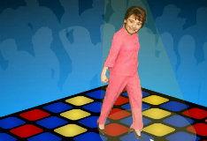 Игра Dancing Cherie