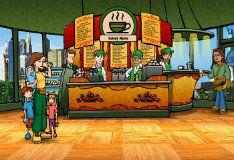 Игра Кофейная империя