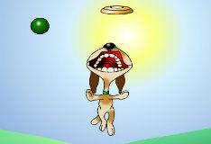 Игра Frisbee Dog