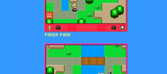 Игра Панда парк