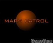 Игра Mars Patrol