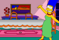 Simpsons Game Home Interactive