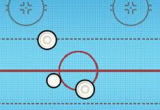 Игра Аэрохоккей версия 2.0