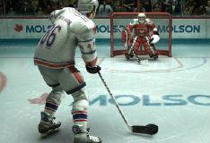 Хоккей: буллиты