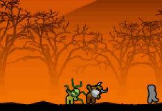 Игра Dead Tree Defender