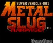 Игра Metal Slug Rampage