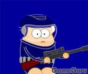 Игра Police Sniper