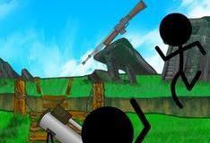 Игра Война за территорию для двоих