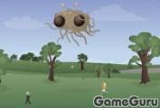 Игра Flying Spaghetti Monster
