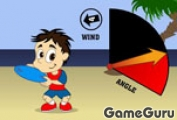 Игра Big Beach Sports - Frisbee Fun