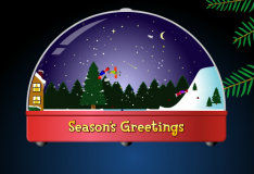 Игра Seasons Greetings