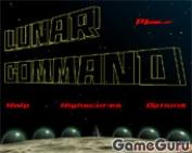 Игра Lunar Command