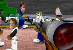 Игра Sniper's Revenge