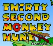 Игра Thirty Second Monkey Hunt