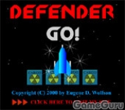 Игра Defender