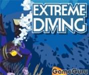 Игра Exteime Diving