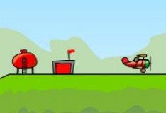 Игра Red Biplane
