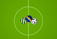 Игра Football Caps