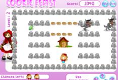 Игра Красная шапочка: праздник печенья