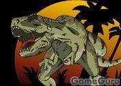 Игра Jurassic Pinball