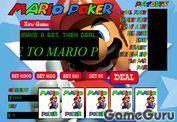 Игра Mario Video Poker