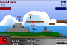 Игра Игра Територия войны