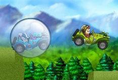 Игра Monkey Kart