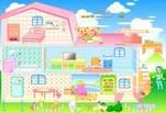 Домик для Барби - играть онлайн