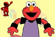 Игра Elmo Dress Up