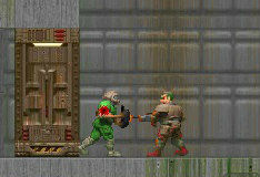 Игра Doom 2D