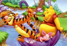 Игра Винни-Пух и его друзья
