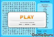 Игра Wacky WordSearch