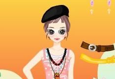 Игра Summer Beauty Dressup