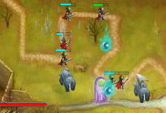 Игра Savior Tower Defense