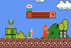 Игра Старые братья Марио