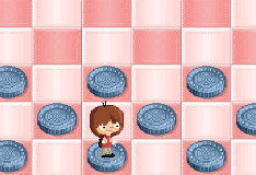 Игра Big Shot Checker