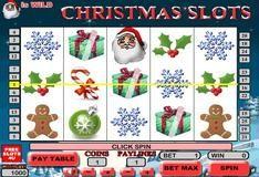 Игра Christmas Slots