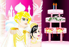 Игра Design Your Wedding Cake