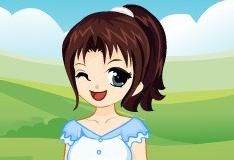 Игра Cute Wendy Dressup