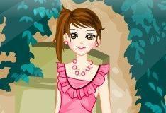 Игра Girl Dressup 27
