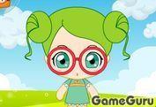 Игра Pang Girl