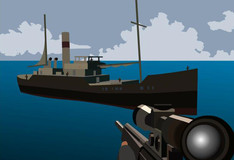 Foxy Sniper: Pirate Shootout