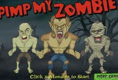 Игра Игра Pimp My Zombie