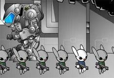 Игра Bunny Kill 3: Часть вторая.