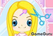 Игра New Hairstyle Makeover